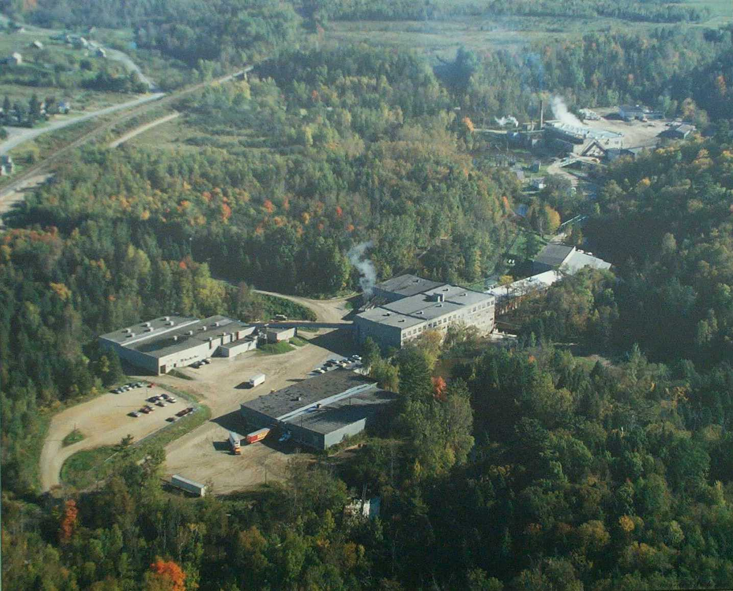 MPI Papermills, Portneuf, Quebec Servicing North America