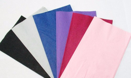 Colored Napkins, Manufacturer